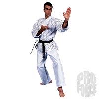 Hapkido 8.5 oz 55%-45% WHITE size 3