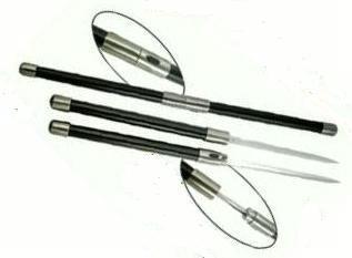 Baton Double Hidden Sword-HK1024