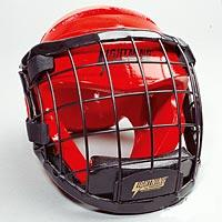 Headguards w/ Mask/Cages