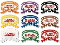 Achievement Belt Patches-Yellow Belt