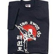 Tae Kwon Do Kicker Black    Child Medium