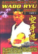 Lightning Fast Wado Ryu Karate vol 1