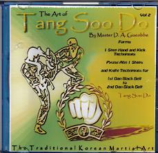 The Art of Tang Soo Do Vol 2 DVD