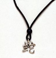 Chinese Horoscope Necklace-Snake