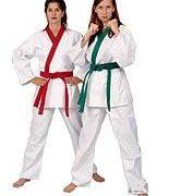 Trimmed Med 8oz Uniform-size 00 Red