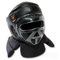 Thunder Combat Head w/Face Shield-Med