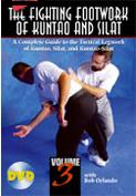 The Fighting Footwork of Kuntao & Silat vol 3 DVD