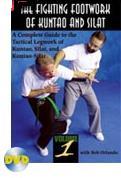 Fighting Footwork of Kuntao & Silat Vol1 DVD