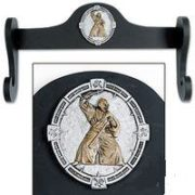 Single Sword Wall Stand/WH001