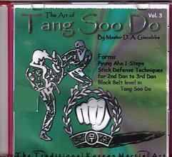 The Art of Tang Soo Do vol 3 DVD