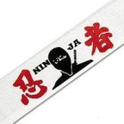 Karate Headband Ninja