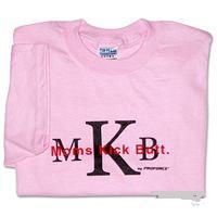 Moms Kick Butt Tee Pink-Sm