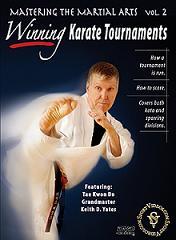 Winning Karate Tournaments