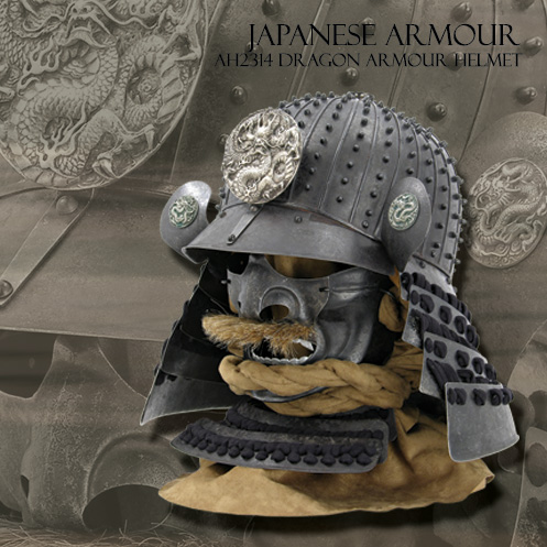 Dragon Armour Helmet