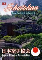 JKA Heian Tekki Karate Series vol 4-DVD