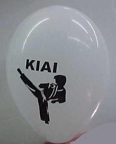 Karate Party Balloons