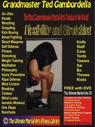 Flexibility and Stretching DVD