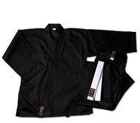 ProForce Gladiator 7.5oz. Karate Uniform-Black