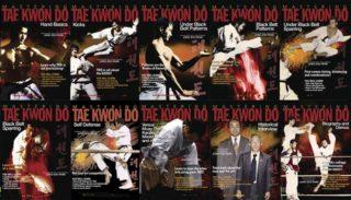 Mastering Tae Kwon Do 10 DVD Std Edition Box