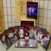 Mastering TKD Ltd Edition Wooden Box set