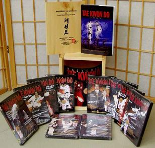 Mastering TKD Ltd Edition Wooden Box set