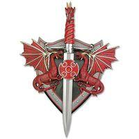 Red Dragon Fantasy Dagger-HK5838