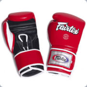 Fairtex Pro Gloves-Mexican-Style Red