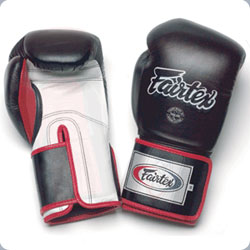 Fairtex Pro Sparring Gloves Black