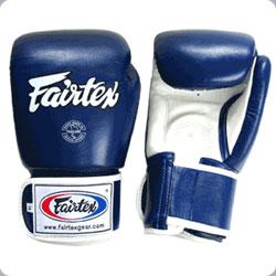 Fairtex Training Gloves 16 oz-Blue