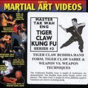 Vol 2-Tiger Claw Buddha Hand Form