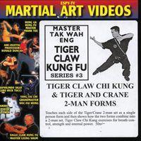 Tiger Claw Chi Kung & Tiger