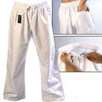 ProForce® Gladiator 8 oz. Combat Pants-White