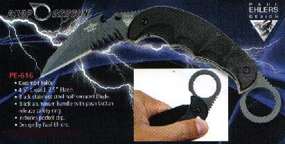 Karambit Folder Knive
