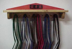Belt Hanging Rack