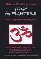 Yoga for Fighters DVD