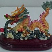 Colorful Dragon - 92207