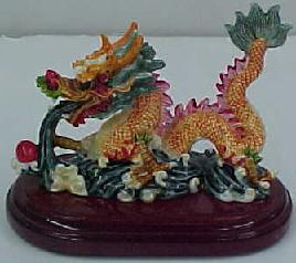 Colorful Dragon - 92207