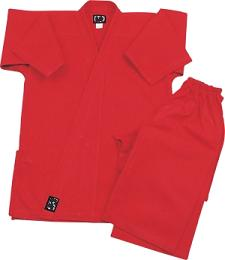 Super MedWeight RED Traditional Uniform 9 or 10