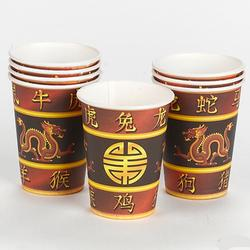 Karate Dragon Cups