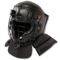 Thunder Combat Head w/Face Cage-XLarge