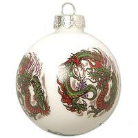 Martial Arts Ornament Ball Dragon