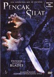 Pencak Silat Defence against Knives DVD