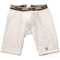 ProForce Compression Shorts w/ Cup-White/Black