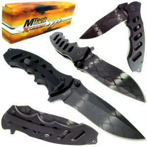 Extreme Tactical Folding Pocket Knife