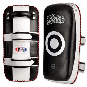 Fairtex Curved Heavy Duty Thai Kick Pads