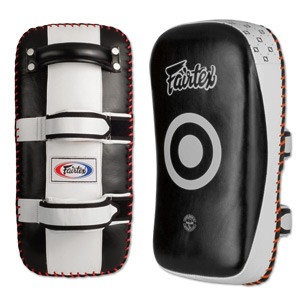 Fairtex Curved Extra Thick Thai Kick Pads
