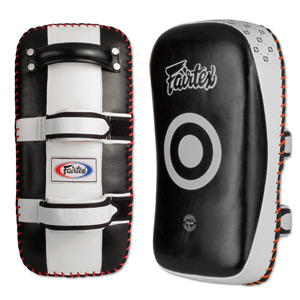 Fairtex Curved Extra Thick Thai Kick Pads