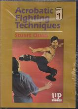 Acrobatic Fighting Techniques Vol 1 DVD