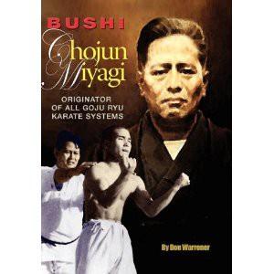 Bushi Chojun Miyagi - Hardcover Limited Edtion