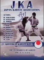 Shotokan Karate-JKA DVD